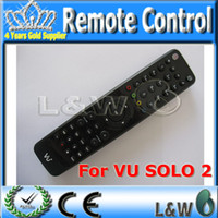 Cheap Wholesale-Remote Control For Vu+ solo 2 remote control Satellite Receiver free shipping by china post