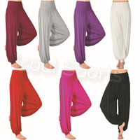 Wholesale 15 off Yoga suit pants arrival summer sports suits loose M L XL XXL XXXL size good quality comfortable YJF1
