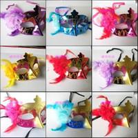 Wholesale 100PCS flower sex toys halloween mask Halloween Venetian Masquerade MASKS Costumes Party Props Dance Party MASK women