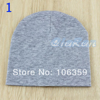 Boy Summer Crochet Hats Wholesale-Free Shipping Brand Cotton Cute Baby Beanie Hat for Boy&Girl Newborn Infant Caps Skull Cap Toddler Beanies 10pcs MH073