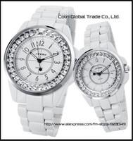 Cheap Dress watch japan movement Best Unisex Round movement watch
