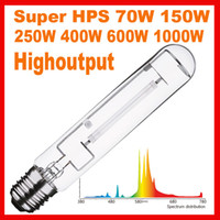 3W 1000w hps - Super HPS W W W W Watt High Pressure Sodium Lamp Bulb Grow Light Lamp with High output and Lumens
