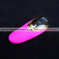 Female G-Spot Vibrators Silicone Wholesale 6 Pcs Lot Charming 7 Speeds Waterproof Tongue Vibration Massage Adult Products Sex Doll For Woman Upgraded Version