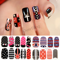 Wholesale 2014 Fashion Nails Art Stickers DIY Decorations Class Quality Price Hot Selling Nail Tools