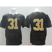 Wholesale Jairus Byrd Black Elite American Football Jerseys Cheap Stitched Jersey High Quality Hot Brand Sports Jersey Name Number Sewn On Apparel