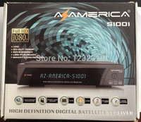 az smart - Original Newest Version Azamerica Twin Tuner Full HD Smart Card Reader Ethernet USB PVR Az America HD
