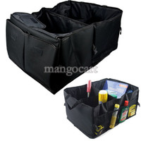 locker - Car Storage Bags Auto Folding Toolbox Organizer Box Supplies Locker Portable Car Trunk Carrying Reticule