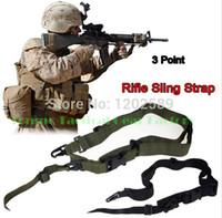 airsoft gun rifle - Bungee Sling Point Airsoft Hunting Sling Tactical Military Gear Airsoft Points Gun Sling Rifle gun slip