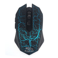 Wholesale DPI Wireless Optical Silent Gaming Mouse For PC Laptop Gamer T east