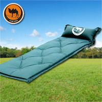 Orange, Light Grey inflatable tent - cm thickening automatic inflatable cushion for outdoor tent cushiest high quality camping mat outdoor mats