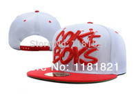 Wholesale 2014 new arrival styles Coke Boys Snapback Hats in black red blue camo white top quality mens women designer snapbacks caps