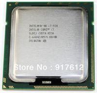 al por mayor cpus de 8 mb-Envío gratis Original procesador Intel Core i7-920 Procesador 2,66 GHz, Caché de 8 mb Socket LGA1366 45nm 130W i7 920 64-bit CPU de la computadora