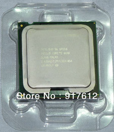 Wholesale Original INTEL Core Quad Q9550 Processor Quad Core GHz M Cache FSB LGA775 nm W bit computer CPU