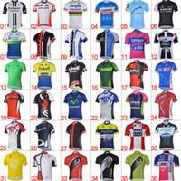 Wholesale 2014 New short Sleeve Cycling Wear Bike Bicycle Jersey Coat Only Size S M L XL XXL XXXL