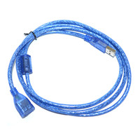 Wholesale 5FT M USB Extend Extention Crysta Cable A Male to A Female Adapter CM