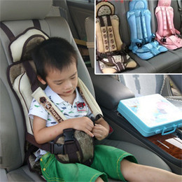 Wholesale 2014 New Child Kids Car Safety Seat Security Seats point Harness Adjustable For Baby Children Year Old