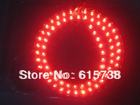 Holiday SMD 3528 Yes Wholesale-2 *72 LED 72cm Strip lights Spots Bars car truck exterior decoration daytime running lighting lamps Waterproof can mixed order