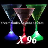 margarita glass - LIGHT UP LED FLASHING MARGARITA WINE MARTINI GLASS Mug