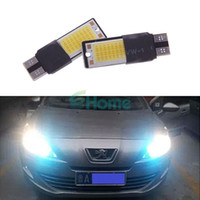 OEM auto width - 6W Bright T10 LED Auto Car Interior COB Width Wedge Bulb Light V White dandys
