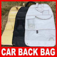Wholesale Alibaba Express Car multi Pocket Storage Organizer Arrangement Bag of Back seat of chair sample