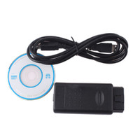 Wholesale New Hot Sale Op Com OP com For Opel USB Diagnostic Cable OBD2 Interface Opel Scanner dandys