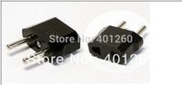 Wholesale US to EU AC Power Plug Travel Converter Adapter