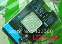 Wholesale New LED Professional VIDEO LIGHT CAMCORDER DV LAMP