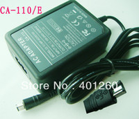 Wholesale AC adapter for canon CA CA110 CA110E CA E B002AA B002 B003AA Canon iVIS HF Series Canon LEGRIA HF Series