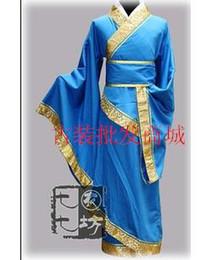 Wholesale Upscale clothing costume costume heroes Chan Chao Han Chinese clothing costume clothes samurai warrior Liu Bei clothes