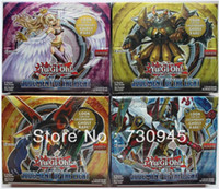 Wholesale new Free shipment YuGiOh Premium Cards JUDGMENT OF THE LIGHT English TRADING CARD GAME new year gifts for children