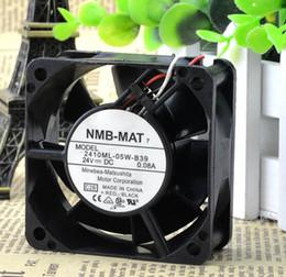 Wholesale NMB ML W B39 V three line fan belt detection alarm function