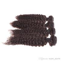5A Malaysian Hair Curly Under $30 2014 Malaysian Virgin Hair Afro Kinky Curly Hair Weave Mixed 4pcs 100% Real Natural One Donor Human Bulk Hair Bella Dream Online Hair