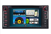 Wholesale 2014 Newest Pure Android Car Dvd Player For Toyota Vios Stereo Gps Navigation Radio Audio Capacitive Screen A9 Dual Core