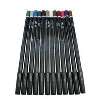 Wholesale color women eye make up eyeliner pencil for women black eyeshadow beauty liner lips sticks pen eyeliner makeup MNJ001