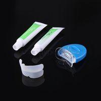 Whitening Pen Yes M01029 Promotion! Fine Dental Tooth Teeth Cleaner Whitening Whitener System Whitelight Kit Set Free Shipping # M01029