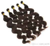 6A Malaysian Hair Body Wave Under $30 6A Unprocessed Malaysian Virgin Human Hair Body Wave Hair Dark Brown Color Can dye and bleached 5 Bundle Real Soft Full Cutical Hair