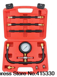Wholesale Pressure Gauge Fuel Injection Pump Injector Tester Test Pressure Gauge Gasoline Cars Trucks