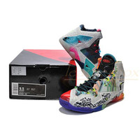Hot Basketball Shoes Fashion Sports Shoes Lebron 11 XI What ...