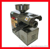Wholesale Automatic Cold Oil Screw Press Seed Press Machine Oil Production Shipped By Sea
