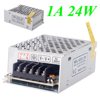 Wholesale Voltage Transformer W A Switch Power Supply for Led Strip Led control Led switch AC V V to DC V