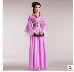Wholesale National Day of joy fairies in ancient Chinese clothes fitted costume clothing Royal Princess classical dance costumes