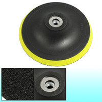 Wholesale Truck Car Polish Finishing Foam Pad Polisher Black Yellow quot