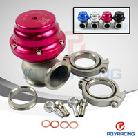 Wholesale PQY STORE Tial V44 MVR mm V Band External Wastegate Kit PSI Turbo Wastegate with V Band Flange High Quality