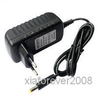 Wholesale AC V to DC V A x2 mm EU Power Adapter Supply Charger For LED Strips Light EU Plug