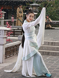 Wholesale New TV drama Three Han Chinese clothing costume Diao Chan Hao new costume costume sleeves kind shooting