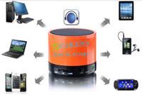 Wholesale Cheap Mini Wireless Bluetooth Speaker Portable Speaker Bluetooth Mobliephone Speaker Support Answer Calling Orange TK1428