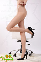 Ankle silk panty hose - Doyeah D Super through contact with lower half T fork yun pantyhose filar Silk stockings panty hose