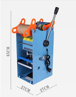 Wholesale Guaranteed New WY F V Plastic Cup Sealing Machine standard cup dia cm cm cups hour