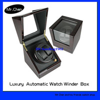 Wholesale Luxury Winder automatic chain watch box Automatic Watch Winders