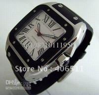 Luxury Men's Not Specified - luxury watches men's NEW 100 XL Rubber Bezel W20121U2 Mens Watches designer mens watches